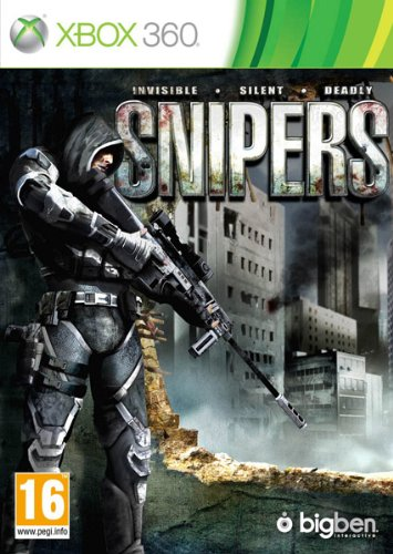Snipers-Stand Alone-Scandinavian vers.4L