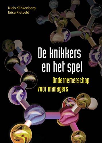 Knikkers en het spel (Dutch Edition)