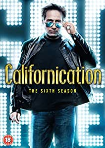 Californication - Season 6 [DVD]