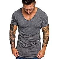M-3XL NDA321-Beikoard/_Promoci/ón Limitada-Verano-Camiseta de Hombre-Top de Manga Corta-Ocio Deportes-Fitness-Slim Fit-Apretado,Imprimiendo.