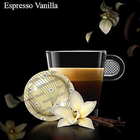 Nespresso Pro Capsules Pods - 50x ESPRESSO VANILLA - Original - for commercial machines
