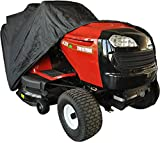 Greenstar 507858 - Funda protectora para montar cortadoras de tractores del césped con descarga lateral de poliéster, 1