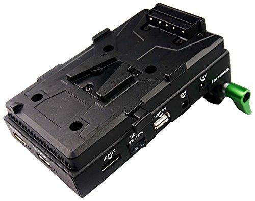 LanParte VBP-01 Plaque pour Batteries V-Lock