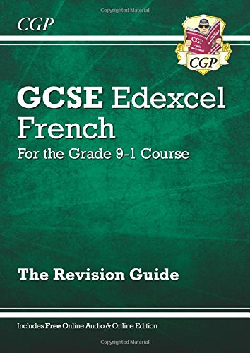 New GCSE French Edexcel Revision Guide for 9-1