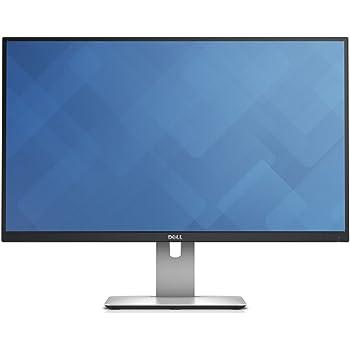 Dell U2715H 27 inch LCD Monitor Black - (16:9, 2M:1, 350 cd/m2, 2560 x 1440, 8ms, HDMI)