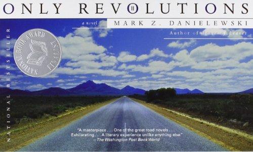 Buchseite und Rezensionen zu 'Only Revolutions: A Novel' von Mark Z. Danielewski