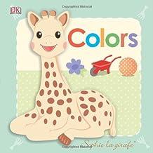 Sophie La Girafe: Colors (Sophie the Giraffe)
