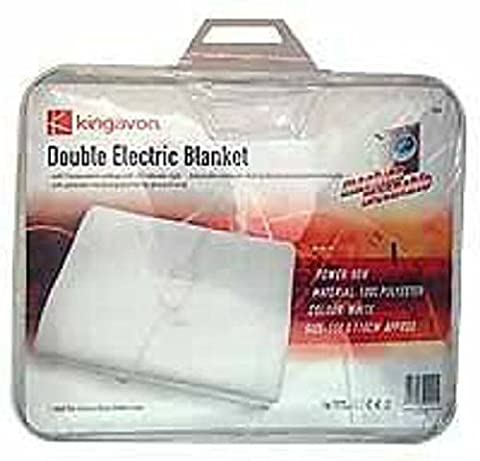 Simple Double King taille lavable en machine couverture électrique chauffante en polaire sur lit