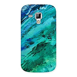 Delighted Texture Paint Back Case Cover for Galaxy S Duos