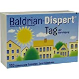 Baldrian-Dispert Tag Tabletten