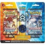 Pokemon Double Crisis Pack - Magma or Aqua Version Random one Will be Sent