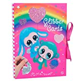 Ylvi & die Minimoonis 8579.001 - Ylvi Create Your Glitter Card Creative-Set Box