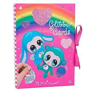 ylvi & la minimoonis 8579.001-ylvi Create Your Glitter Card Creative Juego de Caja