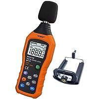 Sonomètre,VLike PT02 LCD Digital Audio Decibel son Niveau de bruit moniteur Mètre DB Mètre de mesure de 30 dB à 130 dB…