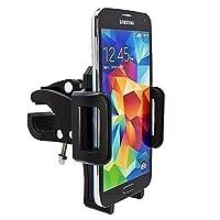 Mobile Fox Support Vélo Support Guidon 360° noir Avec mobile Fox Support Vélo, votre Smartphone sera également les déplacements sur le vélo de guide pratique. Le support est orientable à 360°, vous pouvez utiliser votre téléphone portable, aussi b...