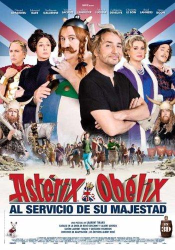 Astérix Y Obélix: Al Servicio De Su Majestad [Blu-ray] 51zn7OmV0eL