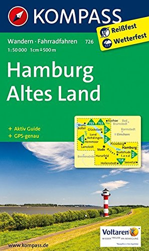 HAMBURG/ALTES LAND 726  1/50.000 par COLLECTIF