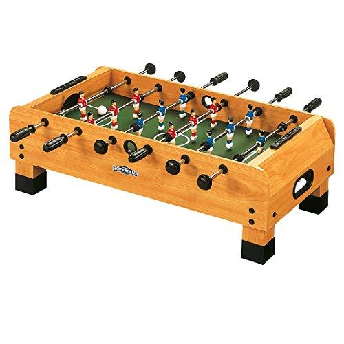 Automaten Hoffmann Tischkicker Tischauflage   Kompakter Mini-Tischfußball   Hochwertige Materialien   Inkl. Kickerbälle   95x50x32 cm   14,5 kg   Markenqualität