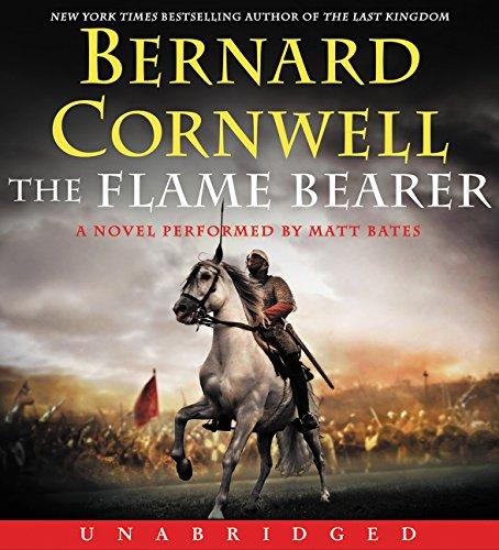 The Flame Bearer CD por Bernard Cornwell