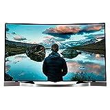Smart tv telefunken stella55cuhdev 55' led 4k ultra hd 3d wifi nero (1000045504)