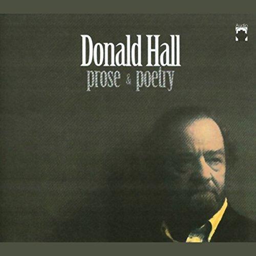 Donald Hall  Audiolibri