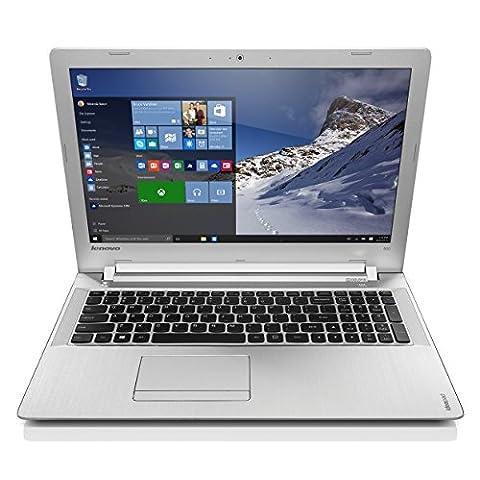 Lenovo-Z51-70-Porttil-de-156-Full-HD-Intel-i5-5200U-12-GB-de-RAM-1-TB-de-disco-duro-grfica-AMD-R9-M375-4-GB-Windows-81-blanco-Teclado-QWERTY-Espaol