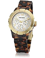 TIME FORCE TF4175L14 - Reloj de Señora movimiento de cuarzo con brazalete metálico