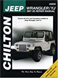 Jeep Wrangler and Yj, 1987-95 (Chilton's Total Car Care.)