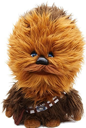 Star Wars: Episode VII The Force Awakens Medium Talking Plush - Chewbacca by Underground Toys