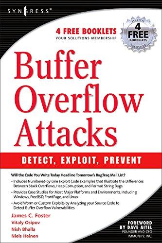 Buffer Overflow Attacks: Detect, Exploit, Prevent por James C. Foster