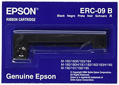 Epson Ribbon ERC-09 for M160 163 164 180 - Black