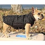 Generic Wasserdichten Reversiblen Hund Jacke Mantel Winter Warme Kleidung - Grün , XS