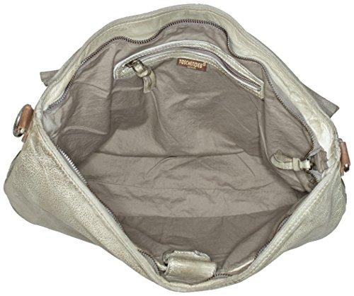 Taschendieb Td0803, sac bandoulière Gris clair