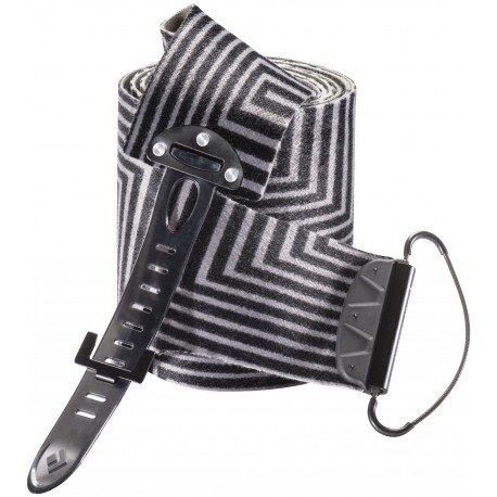 Black Diamond GlideLite Mohair Mix Custom STS Haut, Unisex, BD16372600001251, Gray Print, 125mm x 167-174cm
