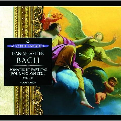 J.S. Bach: Sonates et partitas Volume