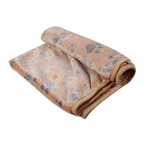 La Cabina Tapis de Couverture Chaude Lit Chat Coussin pour Chien Grande Taill