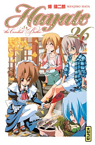 Hayate The combat butler Edition simple Tome 26