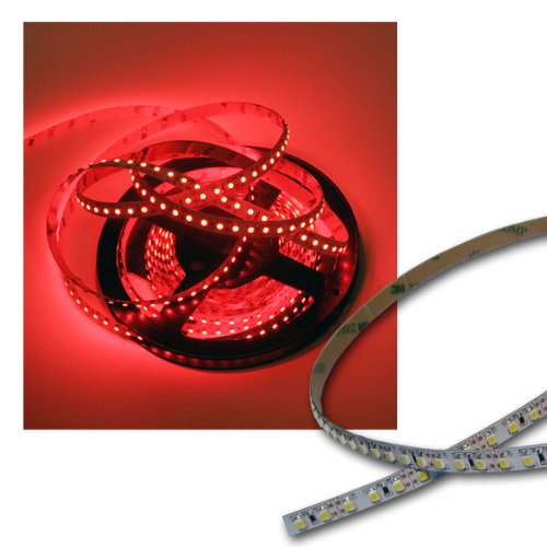40 Cm - 48 lED sMD flexible à bandes rouge/blanc-pCB
