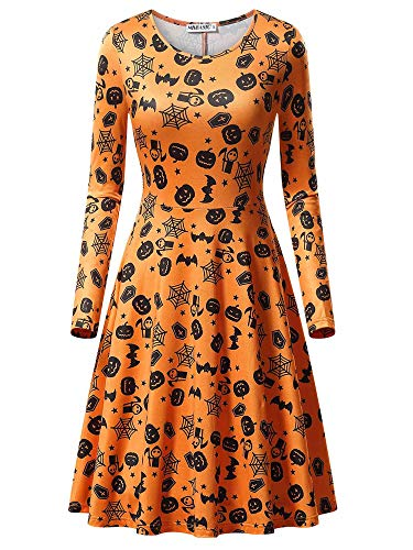 - Vintage Kürbis Kostüm