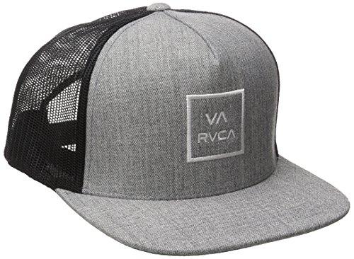 rvca-herren-va-all-the-way-trucker-hat-o-s-heather-grey