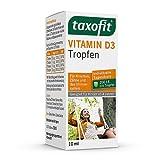 Taxofit Vitamin D3 Tropfen 10 ml