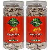 Kohana International 100% Hygienic Mango Slice -250 Gm Each (Pack Of 2)