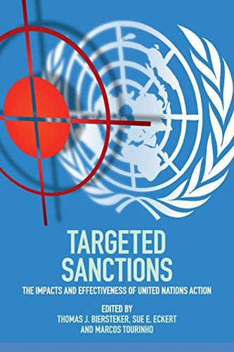Targeted Sanctions: The Impacts and Effectiveness of United Nations Action (2016-03-08)