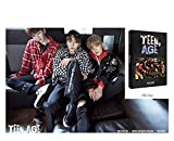 TEEN,AGE 2nd SEVENTEEN Album [RS Ver.] CD + Official Poster + Photo Book + Photo Card + Folding Poster + Name Sticker + Portrait Desktop Stand + Gift