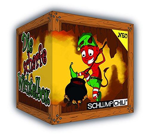 Die scharfe Wichtelbox – Ein witziges Weihnachtsgeschenk, Wichtelgeschenk