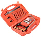 LaDicha Multifunktions-Handarbeit Sägen Holz Arbeits Säge Set Toolbox für RC-Modelle