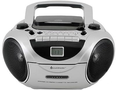 Soundmaster SCD 5650 Radio Cassettes Lecteur CD de Soundmaster