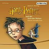 Harry Potter und der Stein der Weisen: Gelesen von Rufus Beck von Rowling. Joanne K. (2008) Audio CD