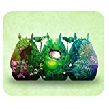 Anime My Neighbor Totoro Personalized Custom Gaming Mousepad Rectangle Mouse Mat / Pad Office Accessory And Gift Design-LL313