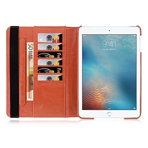 iPad Mini Rotierende Hülle | JAMMYLIZARD Ledertasche